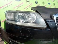 Фара. Audi A6 allroad quattro, 4F5, 4F5/C6 Audi A6, 4F2, 4F5, 4F2/C6, 4F5/C6 AKE, ARE, ARS, ASB, ASG, AUK, BAT, BAU, BDH, BPP, BVJ, CAJA, CANC, CDYA...