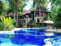 Таиланд. Паттайя. Пляжный отдых. Ко Чанг, тропический отель у моря Koh Chang Cliff Beach Resort!