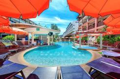 Таиланд. Пхукет. Пляжный отдых. Пхукет, отель Kata Sea Breeze! Один из лучших в своей категории!