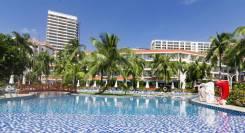 Санья. Пляжный отдых. Санья! Красивый бюджетный отель South China, на берегу моря!