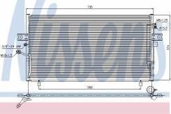 Радиатор кондиционера. Nissan Maxima, A32, A32B, CA33 Nissan Cefiro, A32, A33, HA32, PA32, PA33, WA32, WHA32, WPA32 Infiniti I30, CA33 Infiniti I35, C...