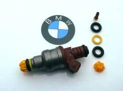 Инжектор, форсунка. BMW 8-Series, E31 BMW 5-Series, E34, E39 BMW 7-Series, E32, E32/2, E38 M62B35, M62B44TU