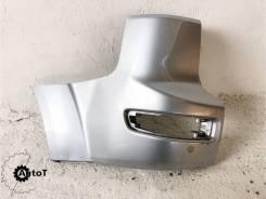 Бампера левый задний Mitsubishi Outlander (2006 - 2012) оригинал
