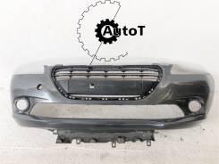 Бампер передний Peugeot 301 (2012-2016) оригинал