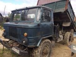 ГАЗ 66. Газ-66 самосвал, 3 000куб. см., 5 000кг., 4x4