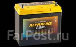 Alphaline. 50А.ч., Прямая (правое), производство Корея