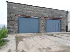 Боксы гаражные. 5-я террасная, 200,0кв.м., электричество, подвал. Вид снаружи