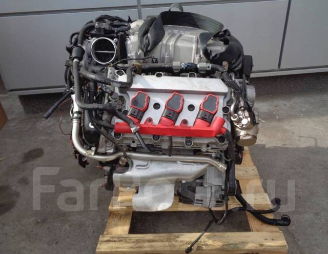 Двигатель Audi A5 (8F7, 8TA) 3.0 TFSI quattro CRED