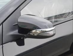 Накладка на зеркало. Toyota: Premio, Vitz, Camry, Corolla Fielder, Aqua