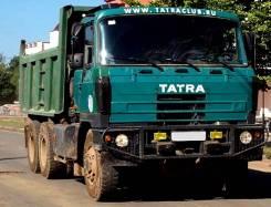 Tatra T815. Самосвал, 17 500кг., 6x6