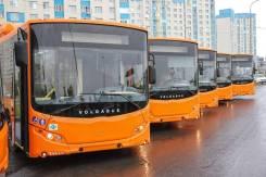 Volgabus. Автобус городской 100% низкий пол, Ситиритм 12, Метан, 111 мест, В кредит, лизинг