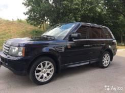 Ветровик на дверь. Land Rover Range Rover Sport, L320 276DT, 30DDTX, 368DT, 428PS, 448PN, 508PN, 508PS
