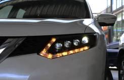 Фары (Тюнинг Комплект) Nissan X-Trail (T32) 2013-2016