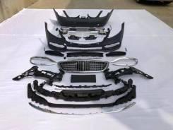 Бампер Mersedes Benz W222