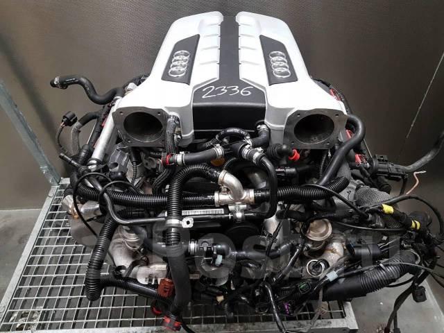 Двигатель 4.2 BYH Audi R8 с навесным