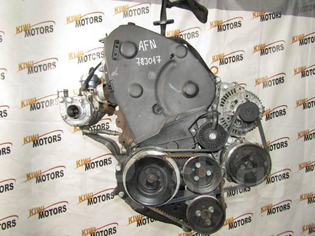 Контрактный двигатель AFN Audi A6 A4 VW Passat Golf Sharan 1.9 TDI
