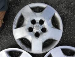 """2 колпака на Nissan R-15. Диаметр 15"""", 1шт"""