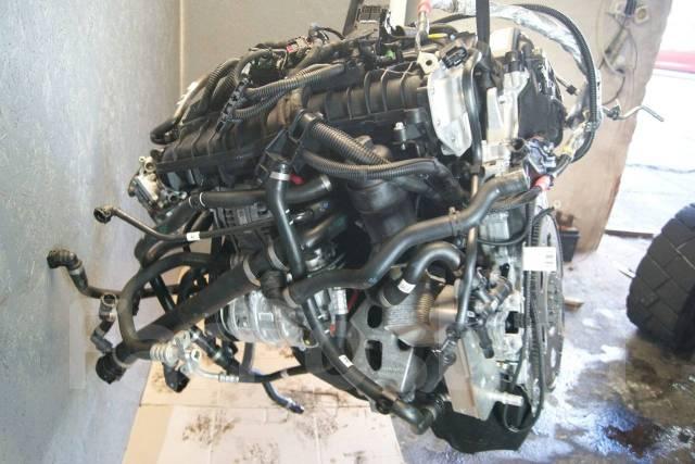 B48B20A мотор двс BMW F20 с навесным наличие