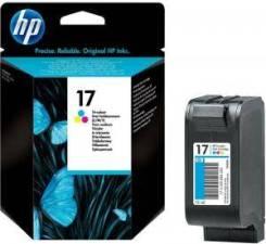 Картридж C6625A (№17) HP DeskJet 816/825/840/843/845 цветной