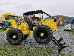 Iwafuji. Трелевочный трактор T30 (скиддер), 1 800куб. см., 3 000кг.