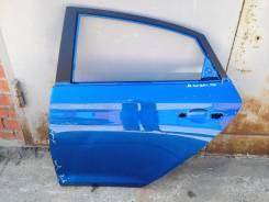 Дверь задняя левая голая Hyundai Solaris 2017>