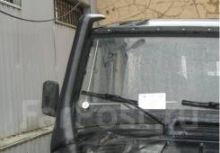 Шноркель. УАЗ 469 УАЗ Хантер