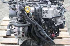 Двигатель Skoda Octavia III Combi (5E5) 2.0 TDI CKFB