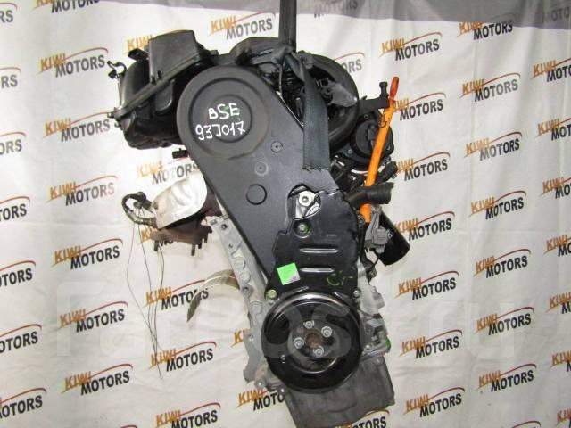 Контрактный двигатель BSE Skoda Octavia VW Golf Bora Audi A3 1.6 i