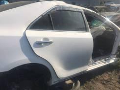 Дверь задняя правая Toyota Camry 2014г