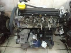 Двигатель Renault Scenic 2 2006 [к9к724]