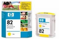 Картридж C4913A (№82) HP DesignJet 500/800 Yellow