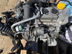 HRA2 мотор двс Nissan Pulsar 1.2 как новый наличие