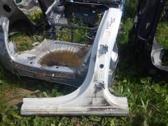 Стойка кузова центральная левая Peugeot 508