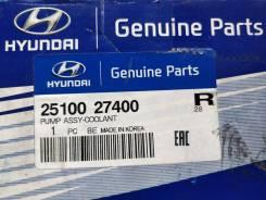 Помпа водяная. Hyundai: ix35, Grandeur, i30, Sonata, Elantra, Tucson, Trajet, Santa Fe Kia: Optima, Lotze, Ceed, Cerato, X-Trek, Sportage, Magentis, C...