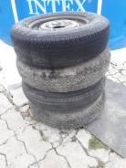 Продам комплект колёс на Москвич.