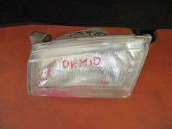 Фара передняя левая Mazda Demio DW3W, DW5W 1 модель дефект