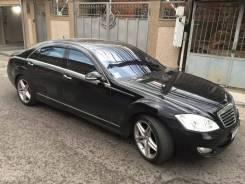 Ветровик на дверь. Mercedes-Benz S-Class, W221, V221, VV221 M156E63, M157DE55AL, M272E35, M272KE30, M272KE35, M273E46, M273E55, M273KE46, M273KE55, M2...