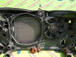 Вентилятор радиатора кондиционера. Volkswagen Passat, 3B2, 3B3, 3B5, 3B6 Audi A4, 8D2, 8D5, B5 Audi A6, 4B2, 4B4, 4B5, 4B6, C5 AQD, BFC, ATQ, APU, AMX...