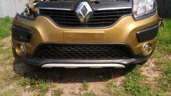 Бампер передний Renault Sandero Stepway 2014=>