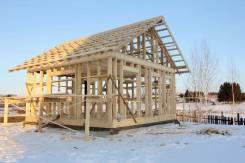 Каркасные дома. Проектирование и строительство.