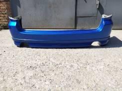 Бампер задний + Г У Б А 02C Subaru Legacy BL BP #26