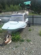 Казанка-5М. двигатель без двигателя