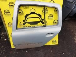 Дверь задняя левая Renault Clio II/Symbol 98-08