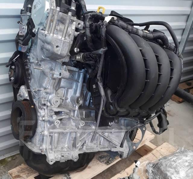 Двигатель Mazda 3 (BM, BN) 1.5 P5