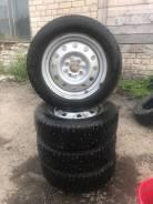 Комплект зимних колёс на Ваз R14