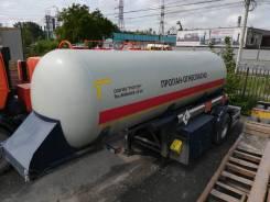 Троттер. Полуприцеп-газовоз 9660 ППЦТ-12 2016, 5 300кг.