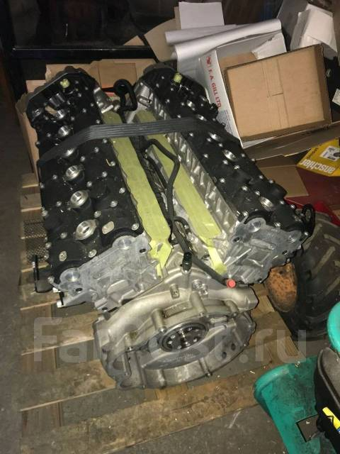 Двигатель Lamborghini Aventador 6.5