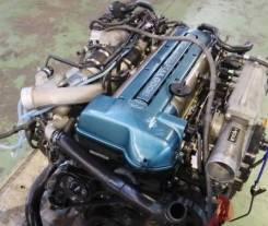 Двигатель Toyota Supra (_A8_) 3.0 Bi-Turbo (JZA80_) 2JZ-GTE