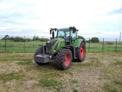 Fendt. Продажа инновационного колесного трактора Vario 700 series, 209 л.с.