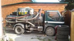 Мицубиси кантер, 1994. Ассенизаторская машина, 5 000куб. см.